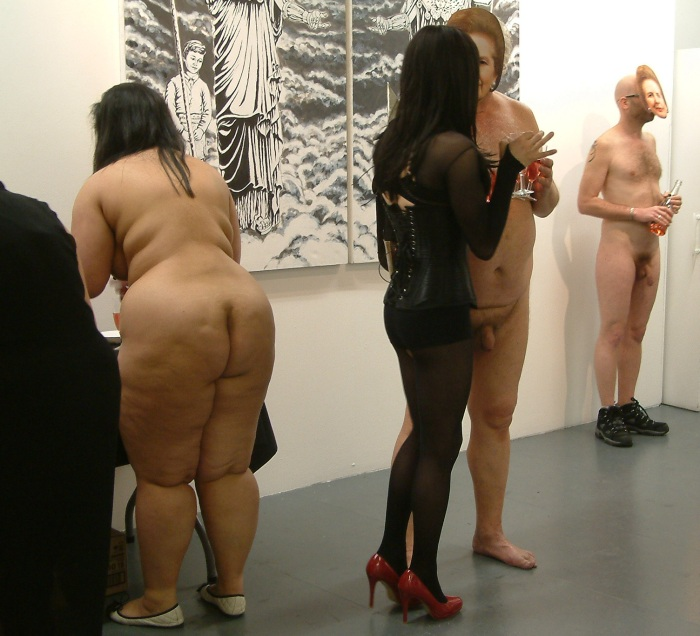 XXXORA OPENING, VYNER STREET GALLERY