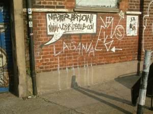 Alec Monopoly, art on the street?