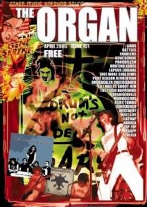 ORGAN issue 151