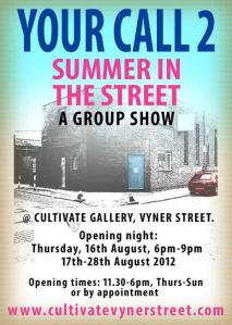YOUR CALL 2: SUMMER IN THE STREET...