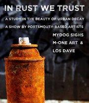 In Rust We Trust flyer