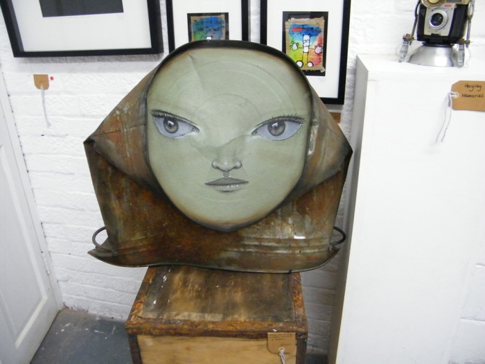 GIANT MYDOG SIGHS OIL CAN