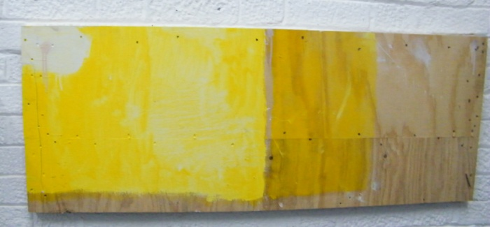 SEAN WORRALL - YELLOW 2