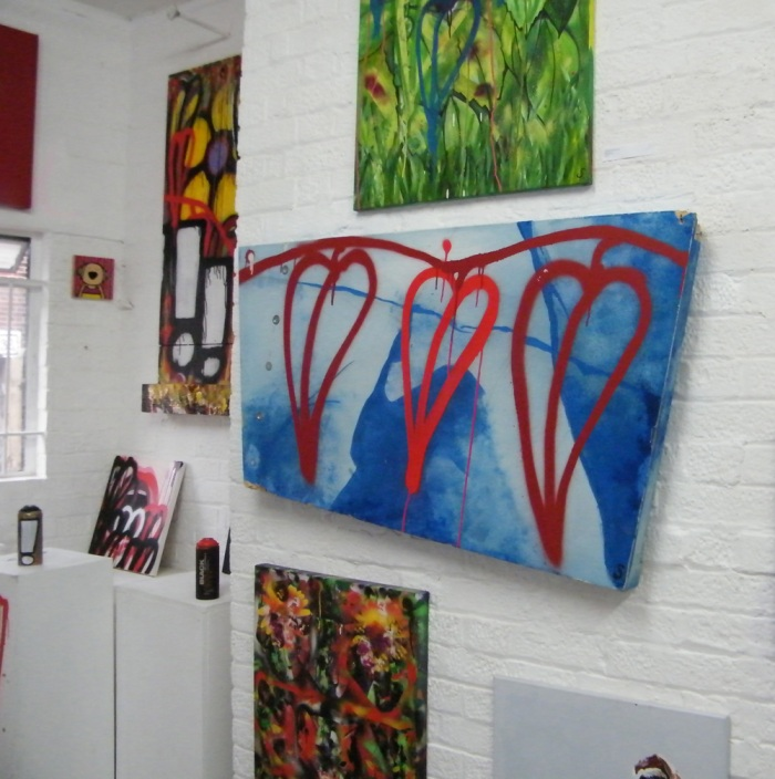 APRIL 24th, 2013 - Today's blank canvas, a strangely-shaped broken wooden table top that has already been handed painted. retrieved from a skip and.... Now with a layer of red growth and up on the gallery wall