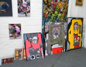Three ALO pieces arriving for the Can show....
