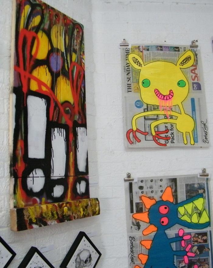 This Week at Cultivate - Bortusk Leer Monsters