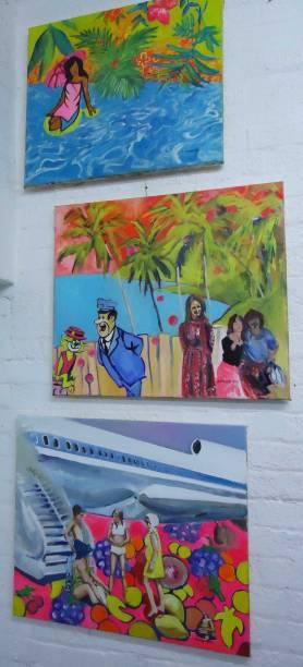 ART IS FOR LIFE (2013) - KATRINE STOREBO