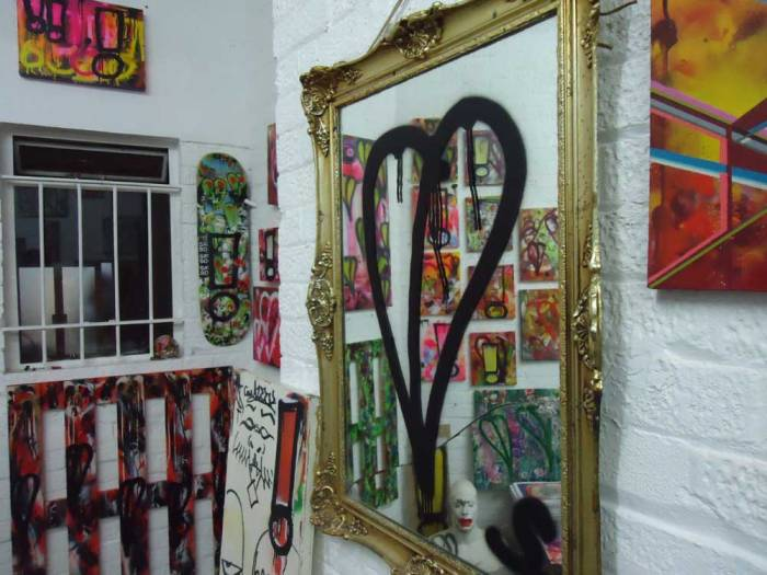 WHAT PRICE ART? A chance to look at yourself in the broken and decide