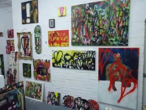 juggling wall around as things sold...