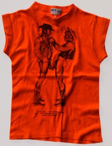 the original cowboy t-shirt image