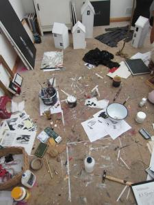 Julia's studio...
