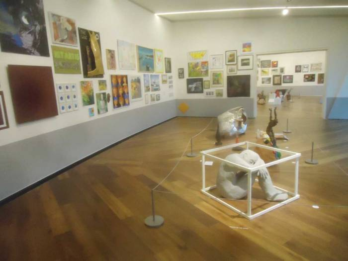 Firstsite Open 2015