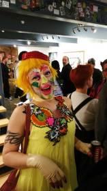 CULTIVATE: Debased - Marnie Scarlet, post performance